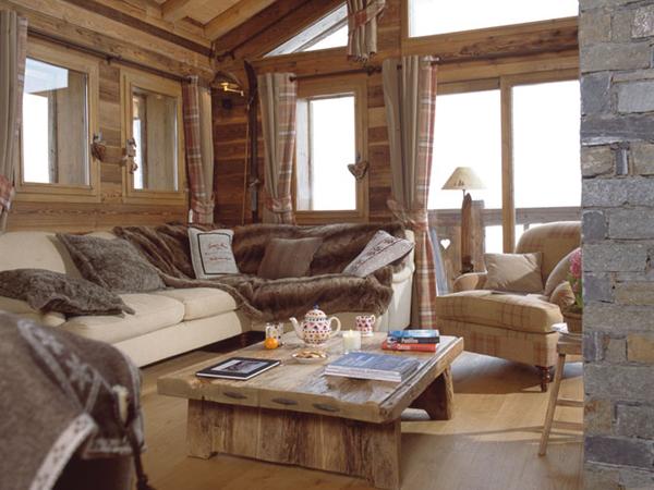 ...простота, уют и практичность, без них немыслим шале - дом, хранящий.