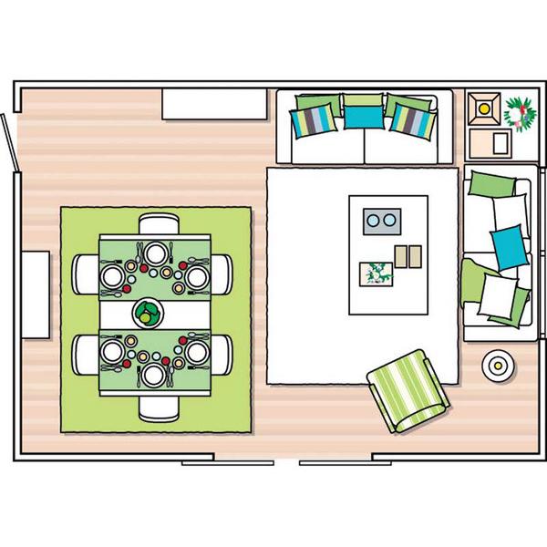 for Living room zones