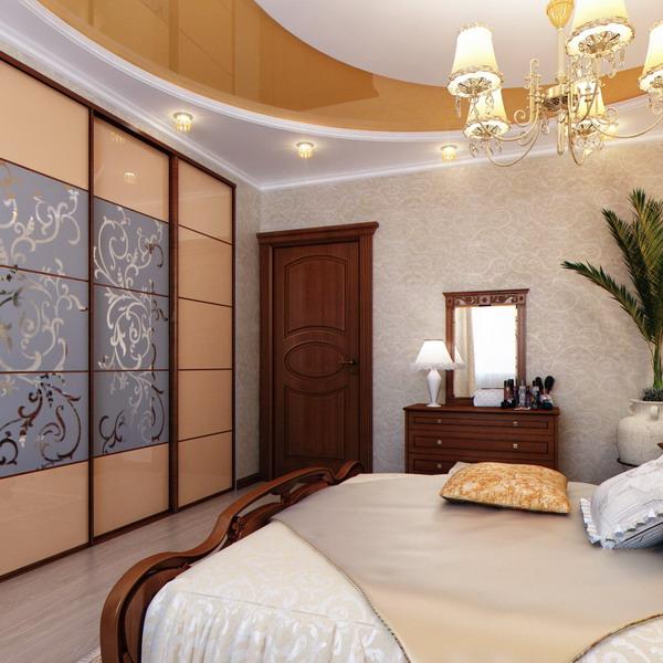 Интересные женские дизайны спален 44