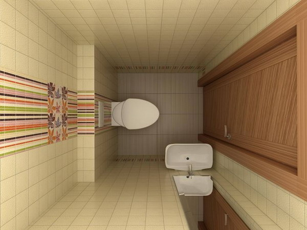 Дизайн интерьера туалета 2 кв.м