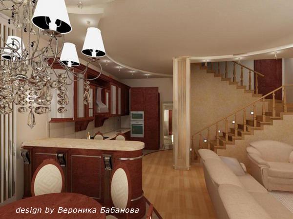 Кухня в классическом стиле: планировка, детали, материалы....