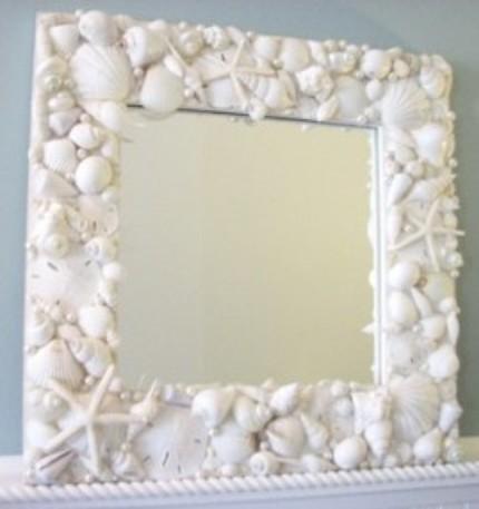 Фото рамки для зеркала своими руками