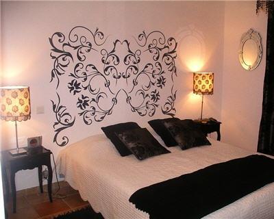 Дизайн стен спальни своими руками фото 729