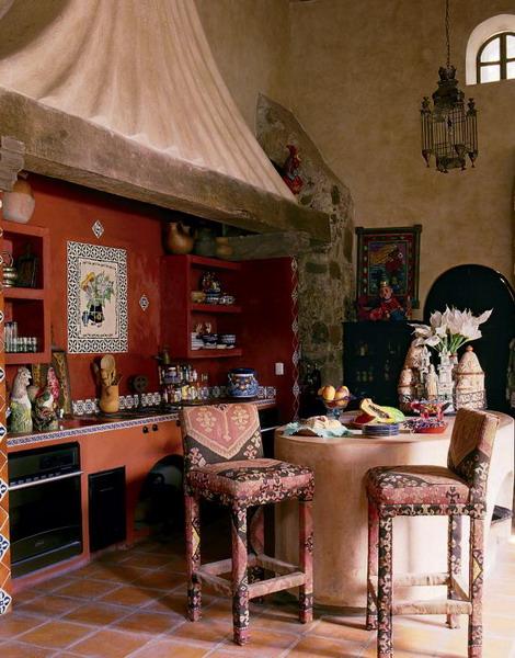 Экзотика без глянца: интерьеры реальных домов в Мексике