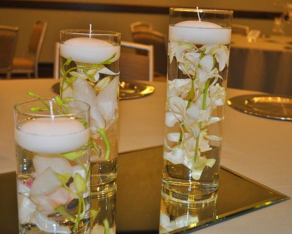 Свечи плавающие своими руками 9