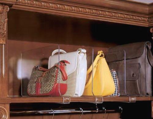 Где в комнате хранить сумки