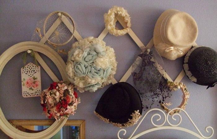 Шляпка для декора своими руками