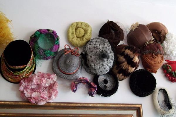 Декор для шляпы своими руками