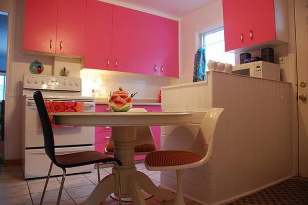 кухни со столовой фото