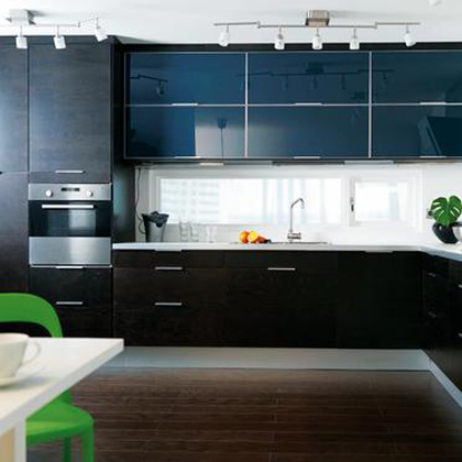 Просто кухни от икеа в реальных домах
