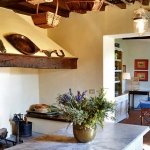 интерьер виллы в тосканском стиле 5.