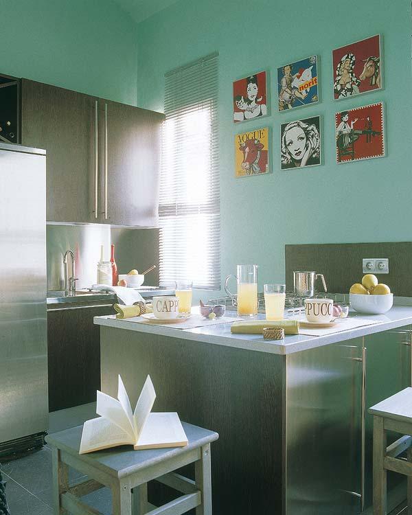 Кухня 7 кв метров пять вариантов с