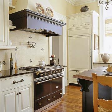 Кухня отделочные материалы плитка