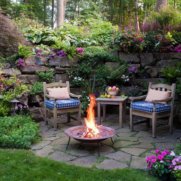 Best small garden design