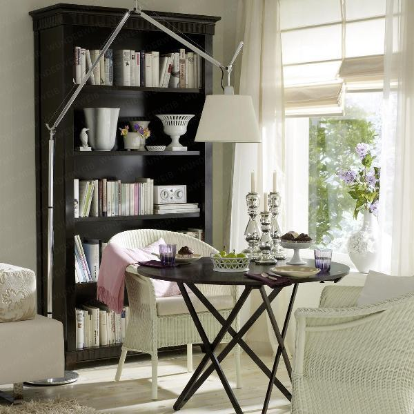 Гостиная и столовая в одной комнате: 8 вариантов ... Столик Круглый