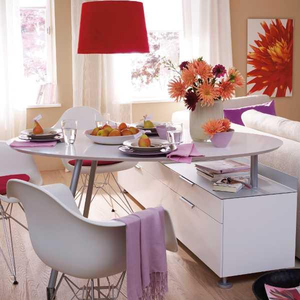 Combined Living Room And Dining Room Ideas: Гостиная и столовая в одной комнате: 8 вариантов