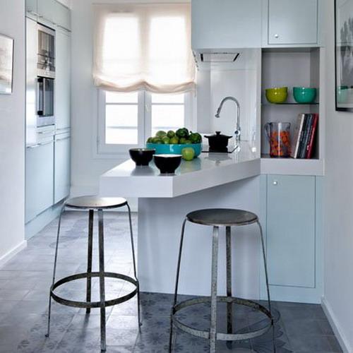 Выдвижной столик на кухне своими руками фото 231