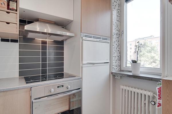 маленькие кухни гостиные фото