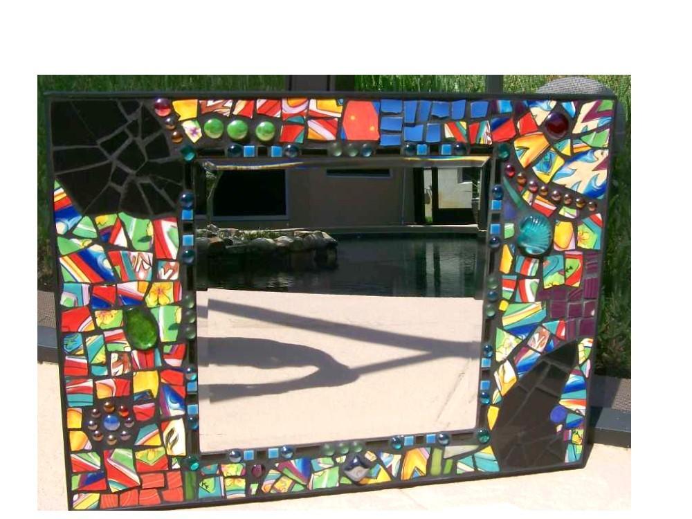 Рамки из мозаики своими руками 367