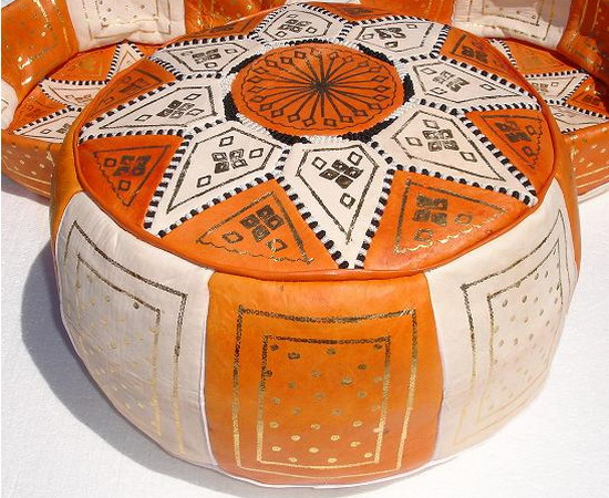 Пуфы марокканские своими руками