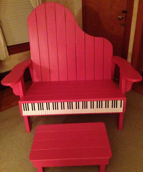 Клавиатуры пианино своими руками 159