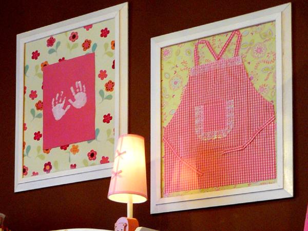 32 Dreamy Bedroom Designs For Your Little Princess: Клубничное мороженое в шоколаде: комната для романтичной