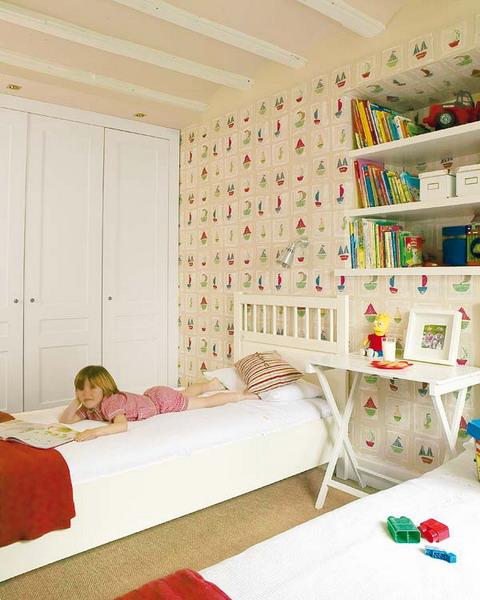 Счастье в квадрате: часть третья - комнаты для двух мальчико.
