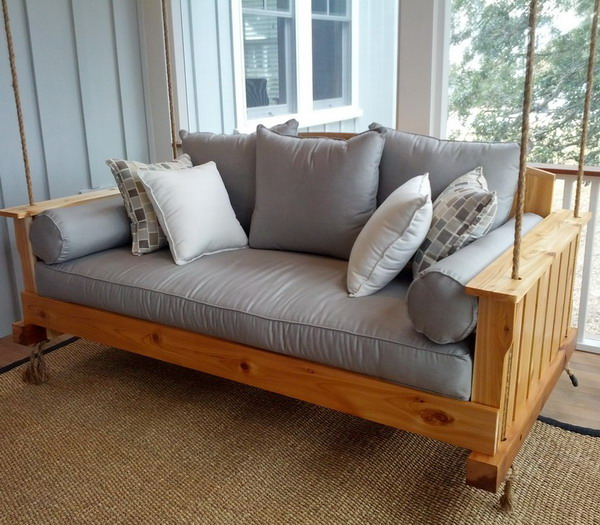 Porch Swing And Hanging Sofa Style6 Images Frompo