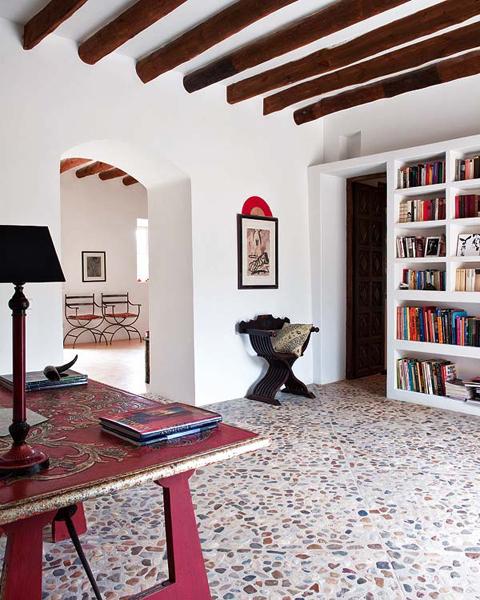 Португальский стиль в интерьере фото