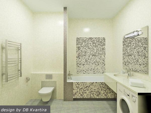 Дизайн с мозаикой фото