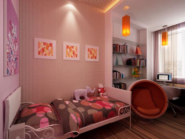 Детская спальня фото дизайна