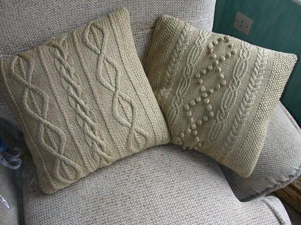онлайн видео чехлы для подушек вяжем со схемами - Сумки.