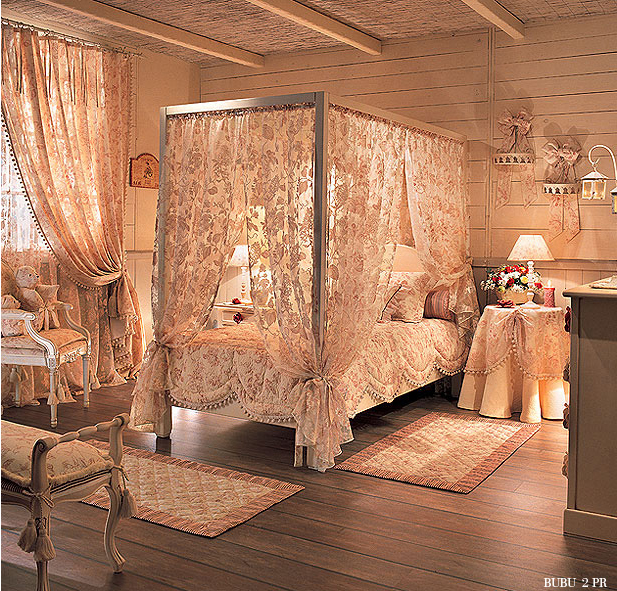 Девичьи грезы: комнаты для юных барышень в стиле