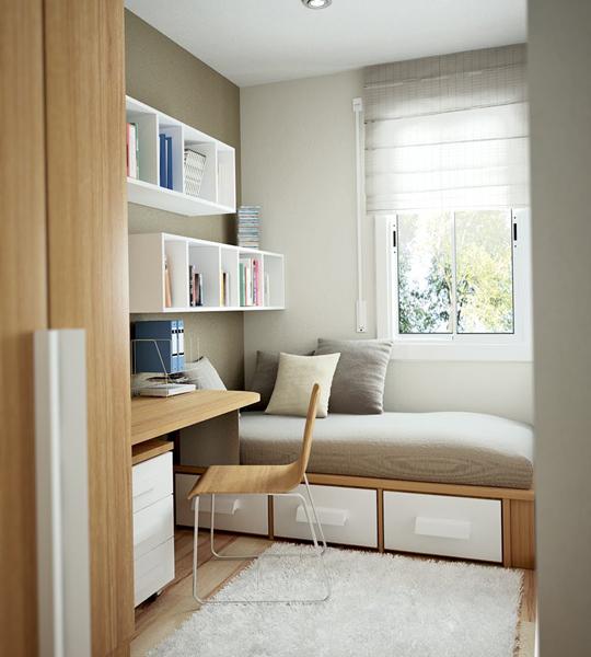 Комната для студента 13 кв м дизайн