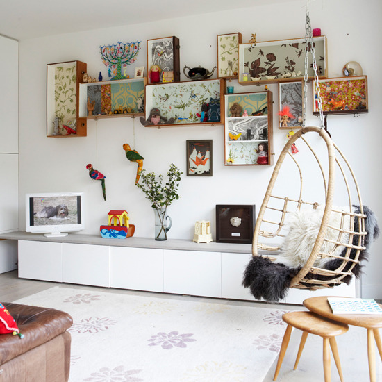 Декор квартиры своими руками с фото