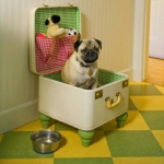 simple-diy-ideas-small-doggie-beds-in-suitcase2