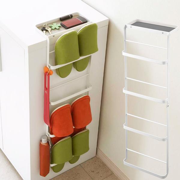 Хранение домашних тапок