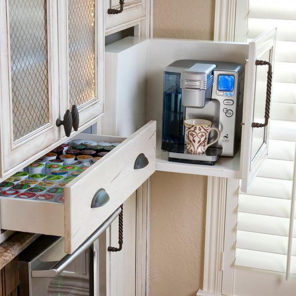 Куда поставить мультиварку на кухне идеи фото