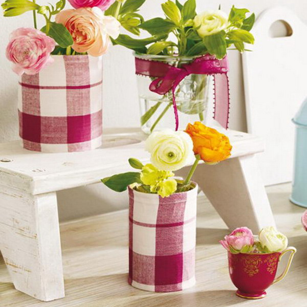 Цветы для дома своими руками фото