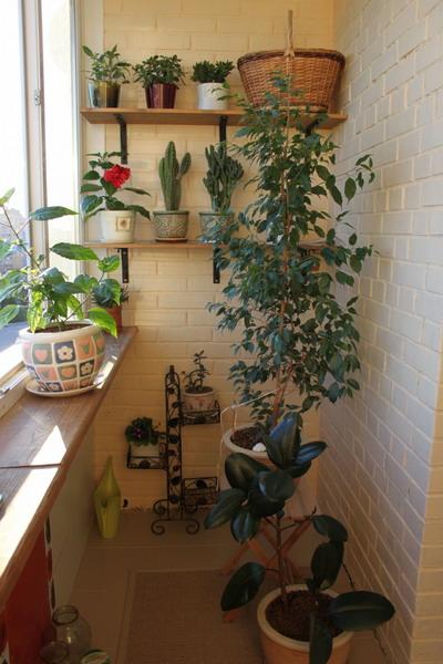 Идеи для балконов и лоджий