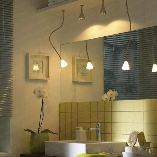 Правильное освещение в кухне 25 лучших советов и 85: Точечные светильники и споты: 57 идей для повышения