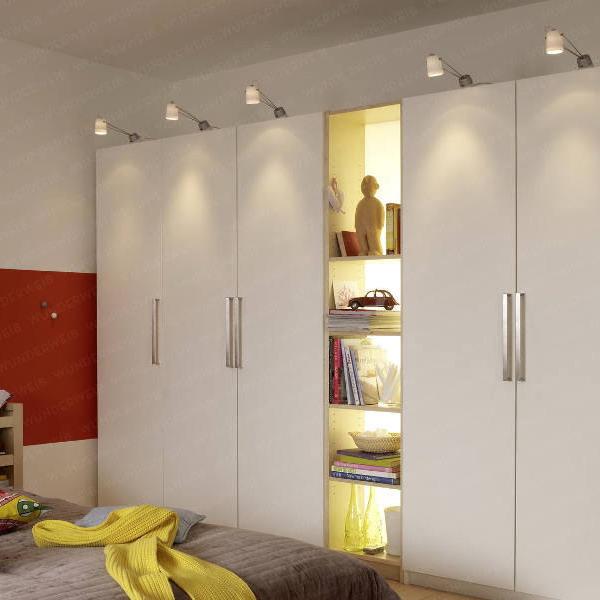 Точечные светильники и споты: 57 идей для повышения комфорта.