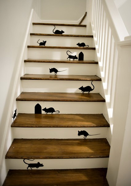 Лестница для декора