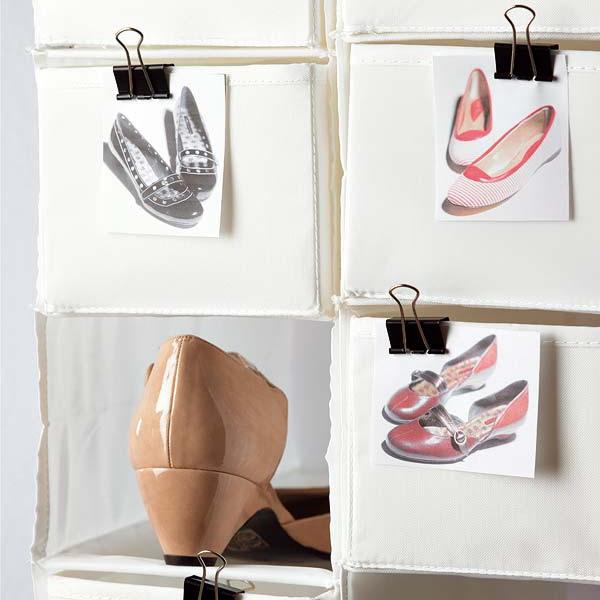 Storage labels ideas for shoes boxes2