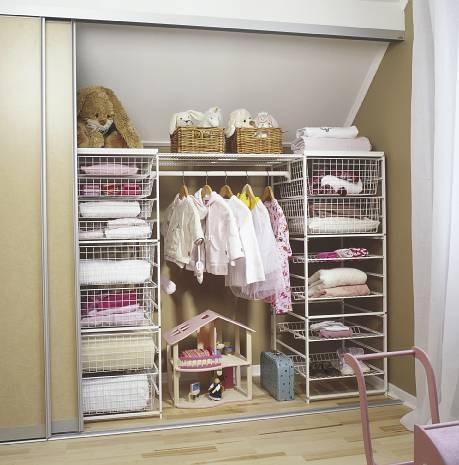 детский шкаф 4 Шкафы для детей Шкафы купе для детей Системы хранения вещей - Design home г.Минск.