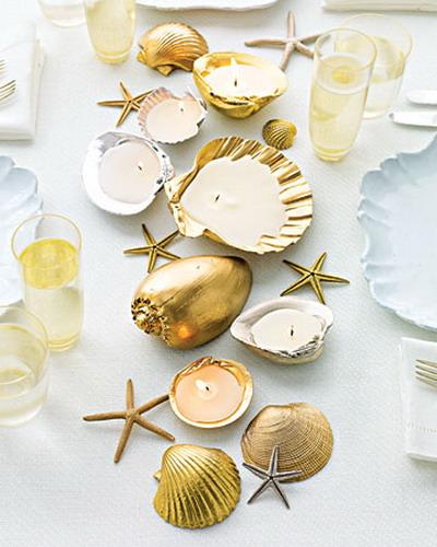 На тему создания домашнего декора из ракушек у нас уже имеется...