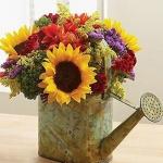 sunflowers-centerpiece-decorating-ideas-vase4-3