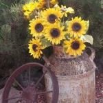 sunflowers-centerpiece-decorating-ideas-vase4-7
