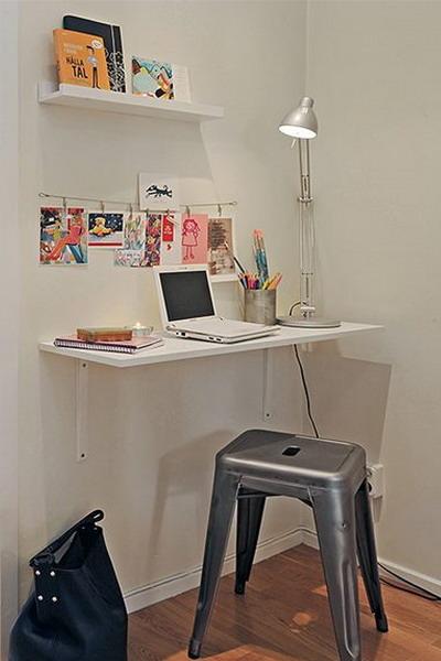 Интерьер маленькой квартиры: шведский опыт