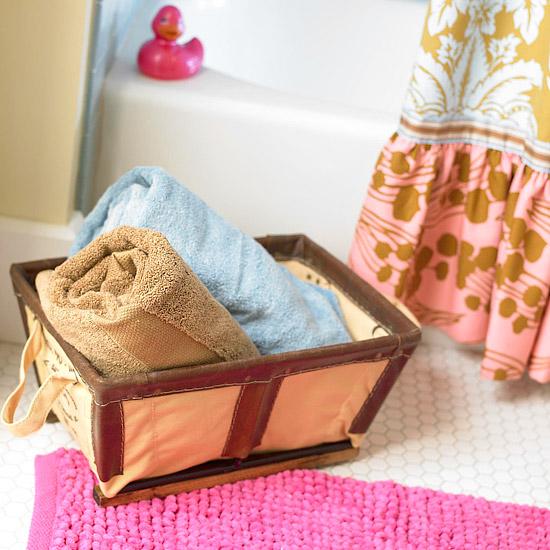 Полки для полотенец своими руками